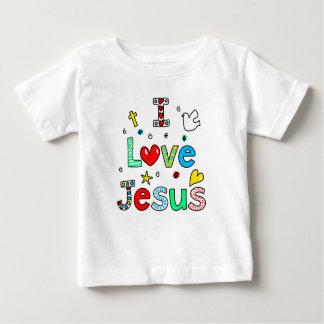 T da criança camiseta para bebê