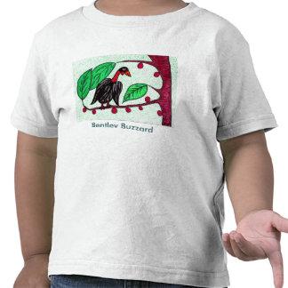 T da criança do Buzzard de Bentley Tshirts