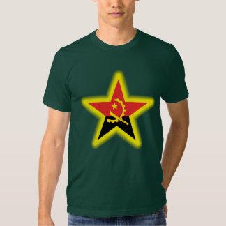 T da estrela de Angola T-shirt
