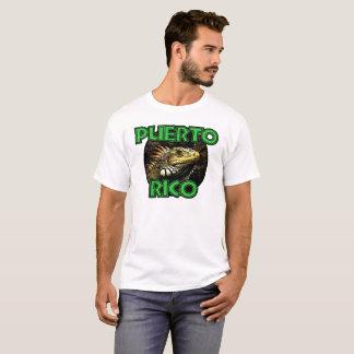 T da iguana de Puerto Rico Camiseta