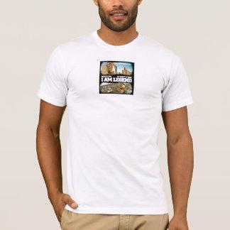"""T da legenda de ScottyWu """"eu sou"""" Camiseta"""