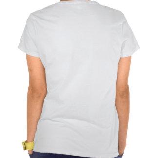 T da malhação das mulheres tshirt