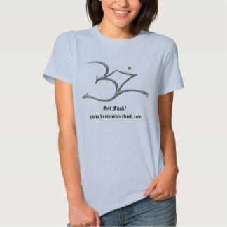 T da mulher - funk de Brownskinz Tshirts