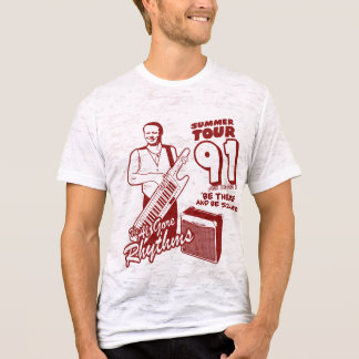 T da neutralização dos algoritmos ou dos ritmos de camiseta