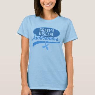 T das senhoras da caminhada da consciência da camiseta