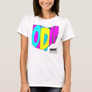 "T das senhoras ""ODM"" Camiseta"