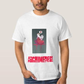 T de Archimedes Tshirts