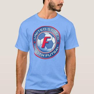 T de Futsal da juventude dos Estados Unidos Camiseta