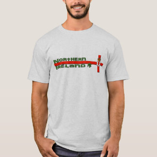 T de Irlanda do Norte Camiseta
