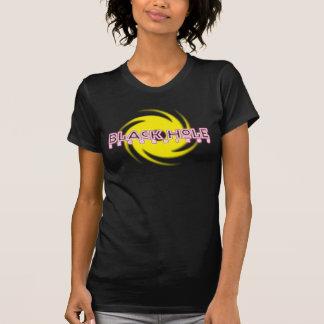 """T """"de néon"""" das gravações do buraco negro camiseta"""
