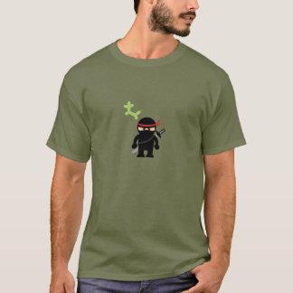 T de Ninja do palhaço Camiseta