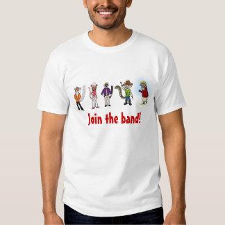 T de planejamento dos Lemurs T-shirts