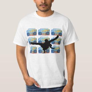 T do B-Menino de Boombox T-shirts