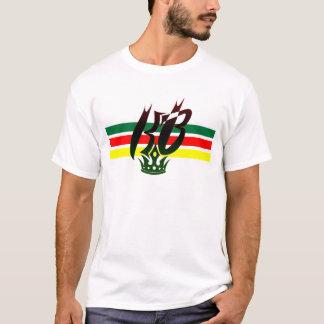T do clássico do comportamento do reino camiseta
