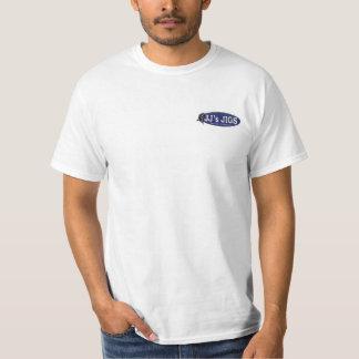 T do clássico dos gabaritos de JJ T-shirts
