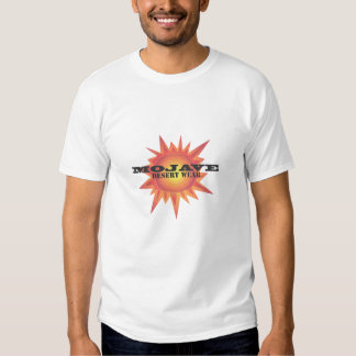 T do desgaste do deserto de Mojave Camiseta