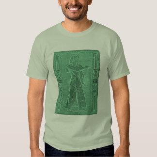 T do faraó - verde camisetas