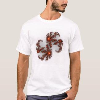 T do Fractal de Julia Camiseta