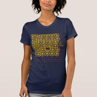T do Goldweave-Marinho Tshirts