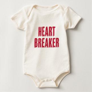 T do Heartbreaker do dia dos namorados Macacão