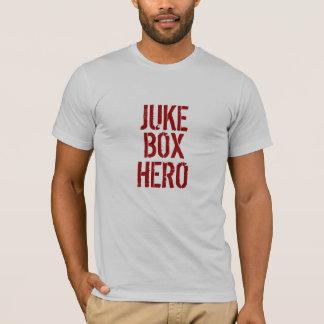 T do HERÓI do JUKEBOX Camiseta