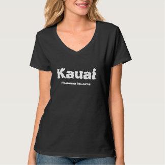 T do Kauai das mulheres T-shirts