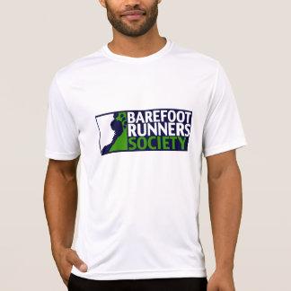T do microfiber dos homens camiseta