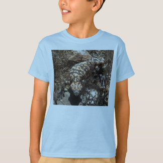 T do monstro de Gila dos miúdos Camiseta