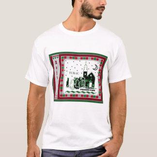 T do Natal do parque de Tubac Presidio Camiseta