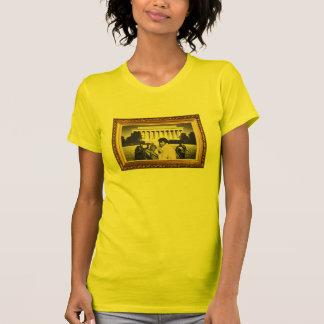 T do OURO do funk do problema T-shirt
