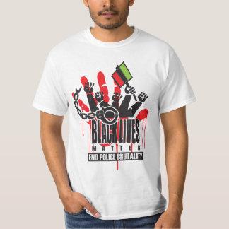 T do protesto camiseta
