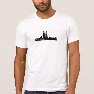 T do respeito do CURSO Camiseta