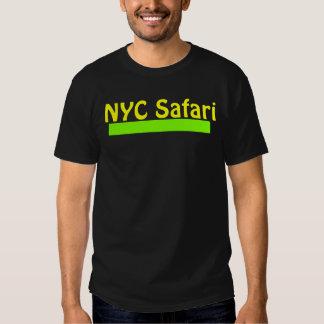 T do safari de NYC T-shirts
