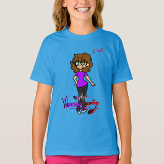 """T do título de VanessaGaming & do """"da imagem Camiseta"""