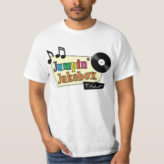 T do valor do jukebox de Jumpin Camiseta