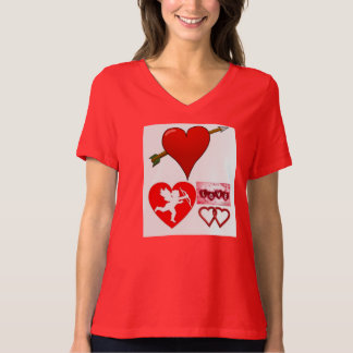 T dos namorados tshirts