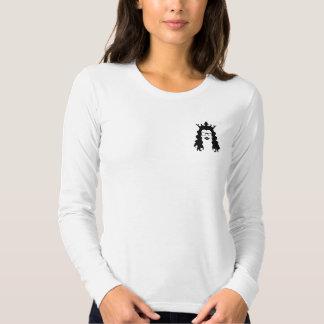 T encantador do geek de W T-shirts