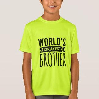 T engraçado dos irmãos da camisa do irmão T do