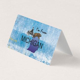 T eu sou de Michigan