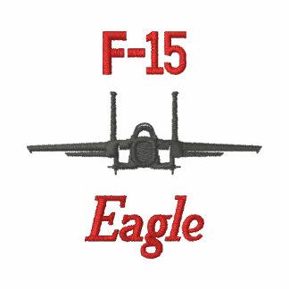 T F-15 com o Callsign bordado