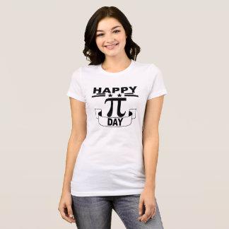 T feliz do dia do Pi. .png Camiseta