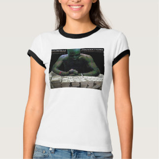 T fêmea t-shirt