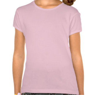 T fenomenal bonito do Afro natural para meninas T-shirts