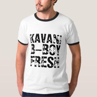 T FRESCO DE S B-BOY DOS HOMENS DE KAVANI ' T-SHIRT