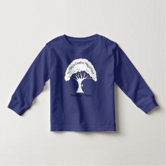 T longo da luva da criança tshirts
