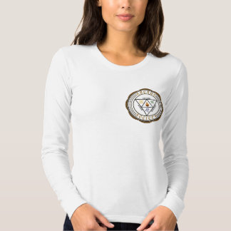T Longo-Sleeved misterioso Tshirts