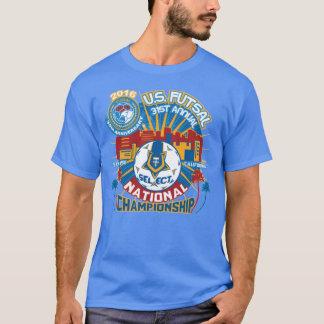T nacional do campeonato de Futsal dos Estados Camiseta