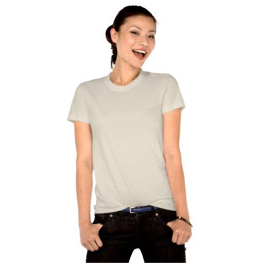 T orgânico de Paris T-shirt
