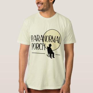 T orgânico do patamar Paranormal oficial Camiseta