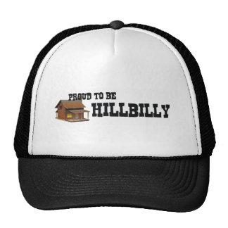 T orgulhoso ser Hillbilly Boné